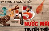 Nước Mắm Cá Cơm Cà Ná – Tinh hoa nước mắm truyền thống Việt