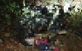 Đắk Lắk: Bàng hoàng phát hiện thi thể nam thanh niên cháy xém cạnh xe máy