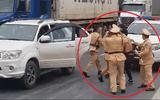 Lạng Sơn: CSGT truy đuổi xe vận chuyển động vật hoang dã như phim hành động