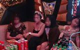 """Bắc Giang: 3 thiếu nữ cùng các nam thanh niên """"phê"""" ma túy trong quán karaoke"""