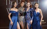 Dàn hoa hậu đình đám đọ sắc tại sự kiện thời trang cuối năm