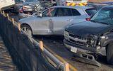 Mỹ: 63 ô tô đâm liên hoàn trên đường cao tốc, 35 người bị thương