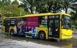 Đấu giá quảng cáo trên xe buýt để thu 135 tỷ/năm: Tiếp tục thất bại lần thứ 5