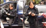 """Xôn xao clip màn đối đáp """"chan chát"""" của 2 người phụ nữ sau va chạm giao thông"""