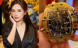 """Mai Phương Thúy """"chơi lớn"""" mua đồng hồ 1,7 tỷ làm quà Giáng sinh cho bản thân"""