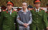 Xét xử vụ nữ sinh giao gà bị sát hại: Vợ chồng Bùi Văn Công vẫn một mực kêu oan