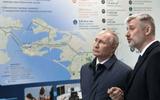 Tổng thống Nga tiết lộ điều bất ngờ của cây cầu nối Nga và Crimea
