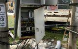 Quảng Bình: Nam thanh niên đốt trạm biến áp để sưởi ấm