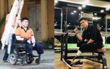 """Màn """"lột xác"""" ngoạn mục của chàng trai Quảng Ninh mất 2 chân khiến tất cả kinh ngạc"""