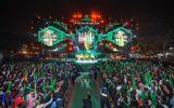 Hàng ngàn du khách tham dự Lễ hội Bia Hà Nội 2019