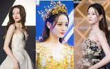 Loạt váy dạ hội đẳng cấp tôn vinh nhan sắc nữ thần của Địch Lệ Nhiệt Ba