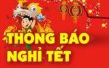 TP.HCM thông báo lịch nghỉ Tết Nguyên đán Canh Tý 2020 của cán bộ, công chức