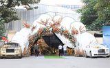 """Xuất hiện """"siêu đám cưới"""" tại Quảng Ninh, rước dâu bằng Maybach xịn sò"""