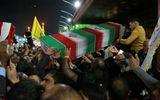 Iran đưa thi thể Tướng Qassem Soleimani về nước