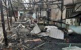 Bình Dương: Bà hỏa thiêu rụi quán thịt chó lúc rạng sáng, cả gia đình thoát chết trong gang tấc