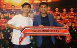 Công Phượng nói gì khi trở lại V-League trong màu áo CLB TP.HCM?