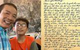 Con trai lớp 6 viết thư tình cho bạn gái, nhạc sĩ Nguyễn Vĩnh Tiến nói một câu chúc khiến ai cũng bất ngờ
