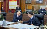 """Tin tức quân sự mới nóng nhất ngày 8/1: Tổng thống Putin bất ngờ xuất hiện tại Syria giữa lúc Trung Đông """"rực lửa"""""""