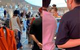 """""""Nữ hoàng quyến rũ"""" HyunA thu hút mọi ánh nhìn khi mua sắm ở Việt Nam"""