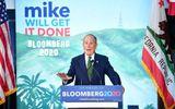 Tỷ phú Michael Bloomberg tuyên bố sẽ tiêu hết tiền để loại ông Donald Trump