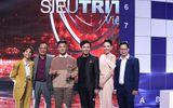 Vượt hàng loạt show truyền hình đình đám, Siêu Trí Tuệ Việt Nam nhận giải TV Show Của Năm tại Wechoice Awards 2019