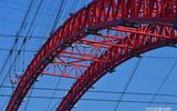 """Video: Cận cảnh cây cầu cầu vòm """"khủng"""" vượt sông ở Trung Quốc"""
