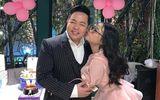 Quang Lê dự sinh nhật tuổi 17 tràn ngập màu hồng của Phương Mỹ Chi