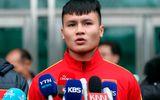 Quang Hải: Dù U23 Triều Tiên đã thua 2 trận nhưng U23 Việt Nam không được chủ quan