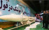 """Iran sở hữu tên lửa """"sát thủ"""