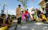 Truyền thông - Thương hiệu - Tết này, Đà Nẵng đã có lễ hội hoa Xuân Phát Tài còn rực rỡ hơn