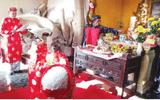 Đời sống - Độc đáo lễ hội Cầu Ngư và tục thờ cá voi ở làng biển Cảnh Dương