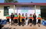 Truyền thông - Thương hiệu - Long trọng tổ chức khánh thành công trình phòng học Thanh Mộc Hương thứ 1 tại Điện Biên