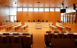 Nổ súng tại tòa án Nga, 2 người thương vong