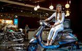 Ôtô - Xe máy - Đã hoàn thiện đăng kiểm nhưng xe điện Vespa Elettrica nhưng chưa chốt giá bán