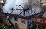 Tăng xá trong ngôi chùa cổ hơn nghìn năm tuổi ở Trà Vinh bị lửa lớn thiêu rụi