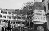 Giáo dục pháp luật - Độc đáo ngôi trường có 16 lớp học mang tên các hòn đảo Trường Sa, Hoàng Sa