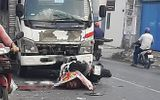Tin trong nước - TP.HCM: Va chạm với xe tải, một người đàn ông ngoại quốc tử vong tại chỗ
