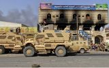 80 người chết trong vụ tấn công tên lửa đạn đạo ở Yemen