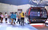 Truyền thông - Thương hiệu - Cáp treo núi Bà Đen của Sun Group giảm giá 50%, người dân Tây Ninh hào hứng 'check in' Nóc nhà Đông Nam Bộ
