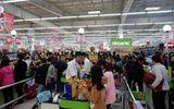 Tin trong nước - Cảnh nghìn người chen chúc khi sắm Tết tại siêu thị, đông đến nghẹt thở
