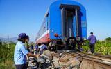 Tin trong nước - Sau sự cố tàu SE7 trật bánh, đường sắt Bắc - Nam đã được thông tuyến trở lại