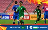 Bóng đá - Đánh bại Uzbekistan, U23 Saudi Arabia chính thức giành vé dự Olympic 2020