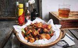 Ăn - Chơi - Chán thịt, mẹ đảm vào bếp làm món cá chiên tỏi ớt giải ngán ngày Tết