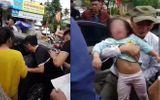 Tin trong nước - Hà Tĩnh: Giải cứu 2 cháu bé mắc kẹt trong ô tô vì bố quên chìa khóa