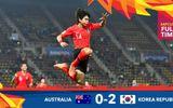 Thể thao - U23 Hàn Quốc xuất sắc đả bại U23 Australia, giành vé vào chung kết U23 châu Á