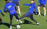 Thể thao - Tiết lộ lý do đồng đội không dám tắc bóng quyết liệt với Messi trên sân tập
