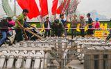 Tin trong nước - Hoàn tất lắp đặt các trận địa pháo hoa ở Hà Nội, sẵn sàng chào đón năm mới