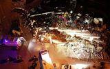 Động đất độ lớn 6,8 rung chuyển Thổ Nhĩ Kỳ, ít nhất 18 người tử vong