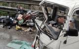 Tin trong nước - Tin tai nạn giao thông mới nhất ngày 25/1/2020: Cô gái bị xe khách cán tử vong sáng 30 Tết