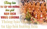 """Tin trong nước - Tin tức thời sự mới nóng nhất hôm nay 29/1/2020: Xử lý trụ trì chùa Ba Vàng vì rao giảng tu tập """"hóa giải"""" virus Corona"""